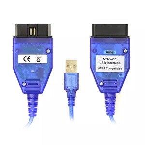 OBD2 для BMW INPA K Dcan FT232RL с переключателем для BMW сканер INPA K + Can интерфейсный кабель INPA для BMW INPA K + Dcan OBD2 сканер