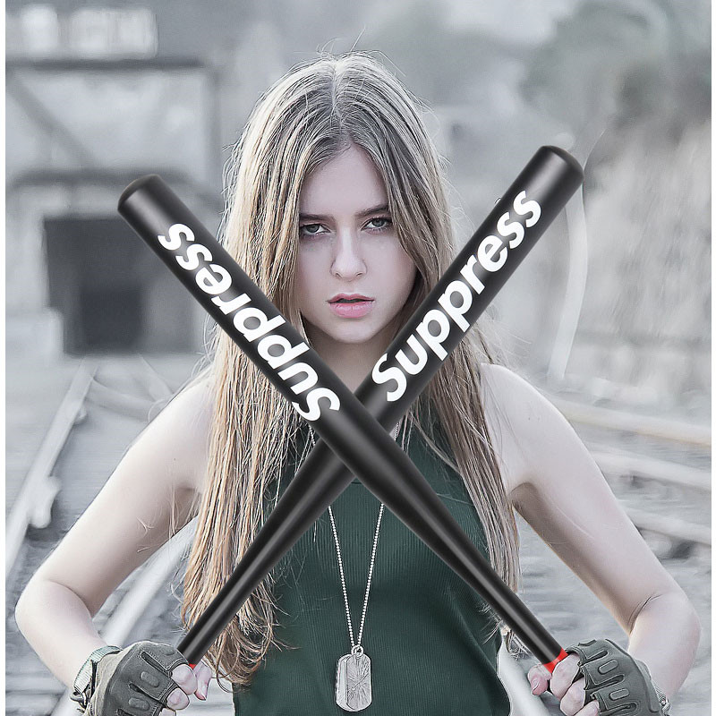 Baseball Bat Alloy Steel Baseball Pole Car Gym Home Baseball Bats Metal Bars