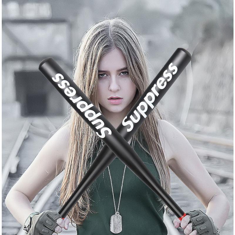 Baseball Bat Alloy Steel Baseball Pole Car Gym Home Baseball Bats Metal Bars