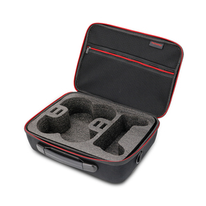 Image 3 - Nylon Storage Bag Case Portable Shoulder Box Protective Suitcase for DJI Tello Game Pad Battery Drone Parts Accessories