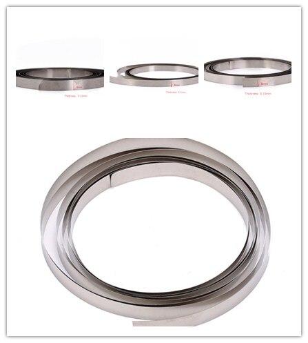 Spot Welder Machine 8mm X 0.1/0.12/0.15mm 2M Pure Nickel Strip Tape For Li 18650 Battery Spot Welding Compatible