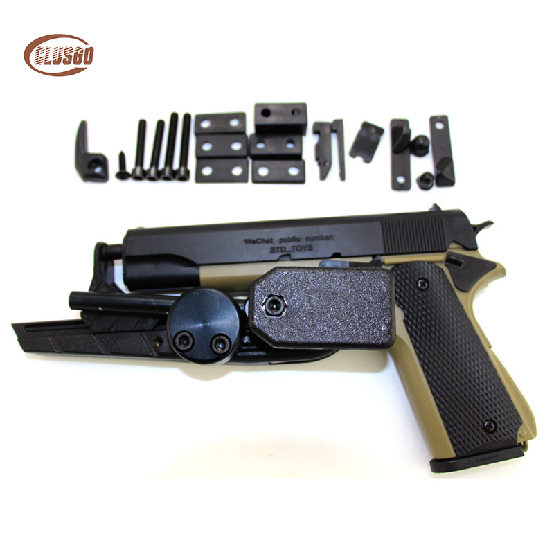 Tactical IPSC IDPA Airsoft Gun Holster Profession Shooting Competition Speed Fast Quick Universal Draw Pistol Gun Holster