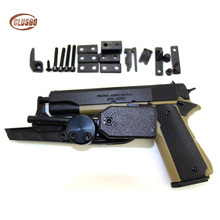 Tactical IPSC IDPA Airsoft Gun Holster Profession Shooting Competition Speed Fast Quick Universal Draw Pistol