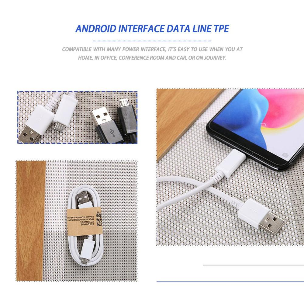 Micro USB Cable 2A Fast Charging Mobile Phone Charger Cable 85cm Date Cable for Sumsung Xiaomi Huawei Android Tablet Pakistan