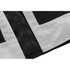 Image 5 - Мужская приталенная куртка Shenrun, блейзер в стиле милитари, однобортная драматическая сцена, вечерние костюмы размера плюс для выпускного вечера, 2019
