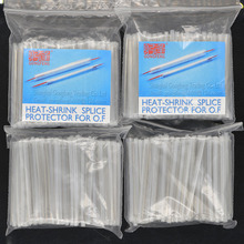 2000pcs New Connector 60MM Optic Fiber Heat Shrinkable Tube Hot Melt Pipe Protector Tube  Special Wholesale to Russia