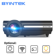 BYINTEK BT96Plus Full HD 1080P 3D 2K Home cinéma LCD vidéoprojecteur LED numérique Beamer pour 200 pouces cinéma