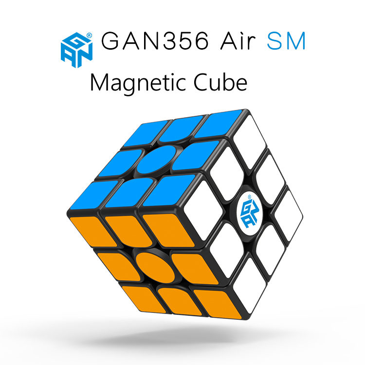 Gan11M Pro Cubo Magico GAN356 XS GAN354 m v2 air m 3x3 Magnetic Speed Cube Profissional 3x3x3 Cube Educational Toys for Children 9