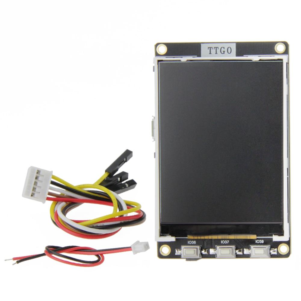 TTGO Backlight Adjustment PSARM 8M IP5306 I2C Development Board For Arduino