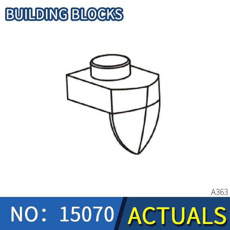 KAZI สร้างอุปกรณ์เสริม buildmoc การศึกษา Enlighten อิฐอาคารประกอบ 15070 สำหรับเด็ก Technic City Blocks DIY ของเล่น