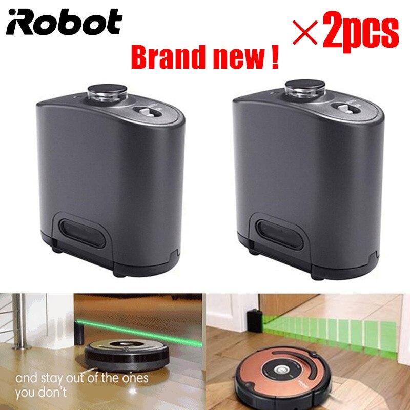 Navegação Virtual Wall para Irobot Roomba 595 620 630 650 660 760 770 780 Todos Os 500 600 700 Serie Aspirador de Peças de Reposição
