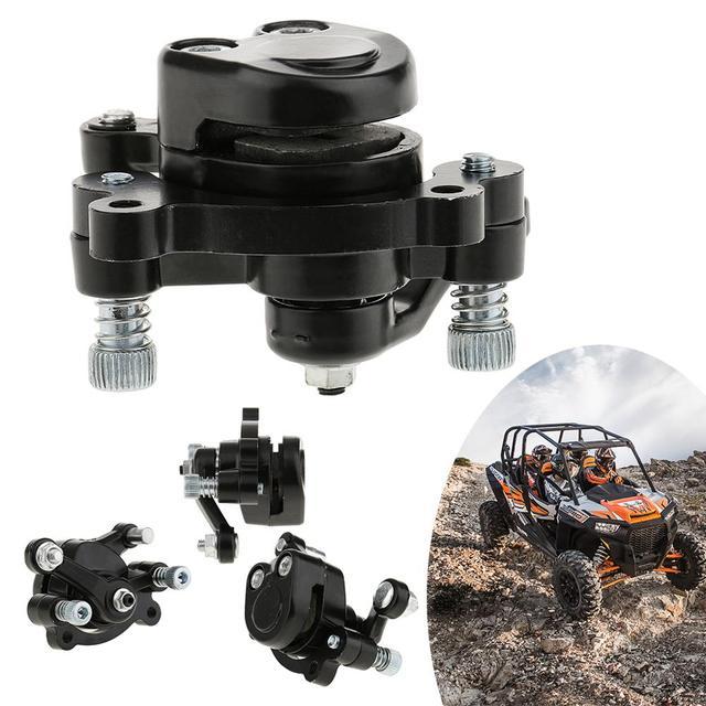 1 Pcs ATV Rear Disc Brake Caliper Pads For 47cc 49cc Mini Scooter Pocket Bike Rocket ATV Quad Etc 2019 NEW ATV Accessories
