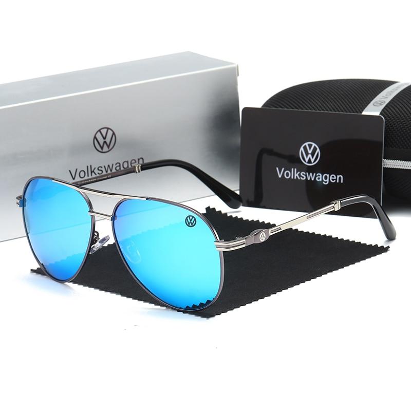 Brand Men's Fashion Polarized Sunglasses For Driving UV Protection Eyewear Designer Travel Sun Glasses