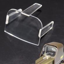 Lente de mira de caza táctica EX013, protector de lente Holosight para 551/552/553/557, punto rojo y verde