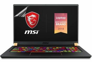 5 sztuk paczka jasne matowy Notebook Laptop folia zabezpieczająca ekran dla MSI GL73 GP73 WE73 GS73 GS73VR GT73 GT73VR GE75 GS75 GF75 17 3 #8243 tanie i dobre opinie VeeproSkin CN (pochodzenie) Inne 5 Paczek Ultra Jasne