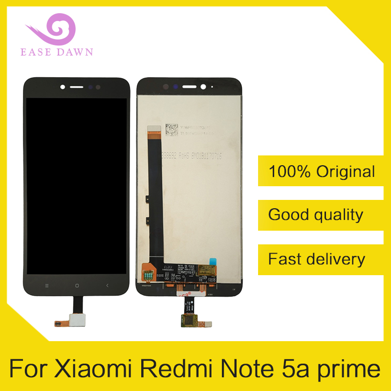 Für <font><b>Xiaomi</b></font> Redmi Hinweis <font><b>5a</b></font> <font><b>prime</b></font> LCD Display Bildschirm Touch Digitizer Montage Für <font><b>Xiaomi</b></font> Redmi Display Original image