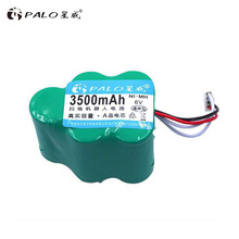 PALO 6V 3500mAh Replacement Battery for Ecovacs Deebot D650 D680 D73 D76 D62 D63 D65 D66 D68 D77 D79 730 760 TBD71