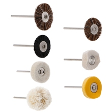 Т-образный полировка круг полировка подушка кисть полироль кисти для пыли шлифования