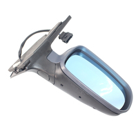 Car Electric Wing Door Mirror Rearview Mirror Replacement for Bora MK4 Golf 4 1998 2004 1J1857508D Right/1J1857507D Left Side