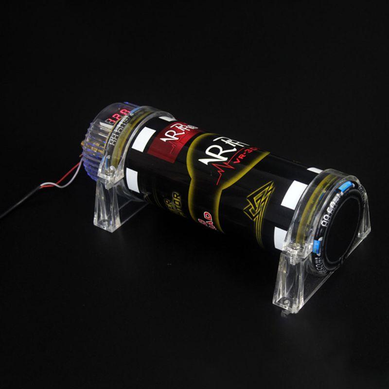 Otomobiller ve Motosikletler'ten Sigorta.'de 3.0 Farad kapasitör ses 20DCV araba dijital güç modifiye otomobil parçaları title=