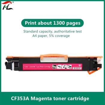 Kompatybilny CF350A CF351A CF352A CF353A 130A kolorowa kaseta z tonerem do drukarki hp Color LaserJet Pro MFP M176n M176 M177fw M177 tanie i dobre opinie NoEnName_Null CN (pochodzenie) Pełna Hp laserjet