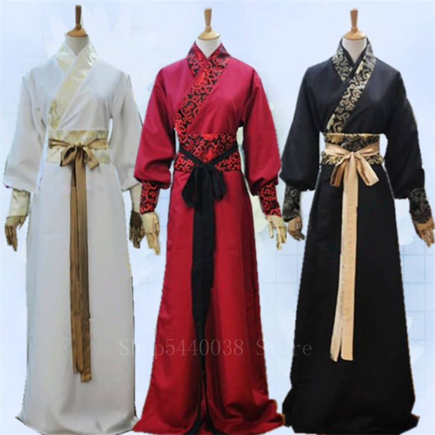 Woman Elegant Chinese Hanfu Traditional Ancient Han Dynasty Dance Costume Women Stage Performance Party New Year Clothes