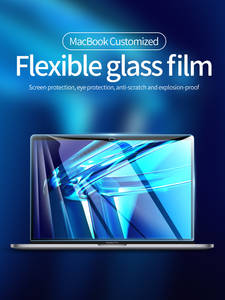 KPAN HD Macbook Pro 13 2020 Screen Protector A2179 A2289 Flexible Glass Film for MacBook Air Pro Retina 12 13 15 16 A2141
