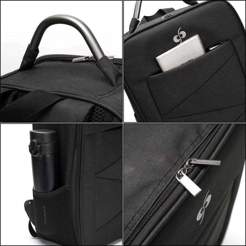 Armazenamento protetor durável portátil do saco de