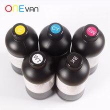 250ML 500ML encre dure. LED encre UV pour DX3 DX4 DX6 DX7 DX5 tête d'impression de bureau et imprimante à jet d'encre grand Format. Petite encre pour imprimante UV