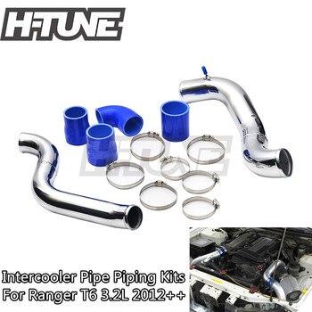 Original Aluminum Turbo Diesel Intercooler Pipe Piping Kits for Ranger T6 3.2L 2012++