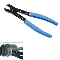 Alicates de junta CV tipo sin oreja pinzas de Clip adecuadas para todas las abrazaderas de arranque CVJ tipo sin oreja