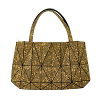 KAOGE Ladies Shoulder Bags Elegant Tote Diamond Lattice Dot Pattern Women Bags Zipper Handbags Versatile Fashion Leisure Totes