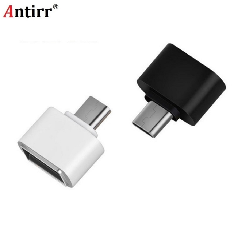 Mini OTG Cable USB OTG Adapter Micro USB To USB Converter For Tablet PC Android Free Shipping