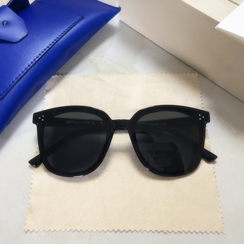 2019 Brand Women Elegant Sunglasses Fashion Gentle Sunglass Monster Eyewear Lady Vintage Sun Glasses Retro Oculos Luxury Package