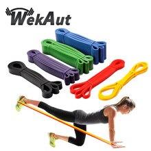 Эластичная Эспандер для упражнений, эластичная фитнес-лента, растягивающиеся вспомогательные ленты для тренировок, пилатеса, домашнего сп...