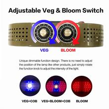 1000W COB LED Grow Light For Indoor Plants Full Spectrum For Indoor Greenhouse Grow Tent Plants 1100W Grow Led Light