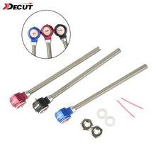 DECUT HONOR Archery Recurve Sight Pin 1.0/0.75/0.5 Optical Fiber Arrow Hunting Bow Accessories