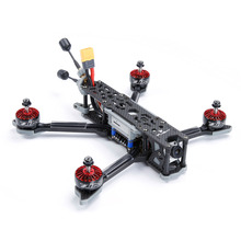 Iflight Titan DC5 5Inch 222Mm 4S/6S Hd Fpv Racing Drone Bnf Succex D f7 50A Stack XING E 2207 2450/1800KV Motor Helicopter Speelgoed