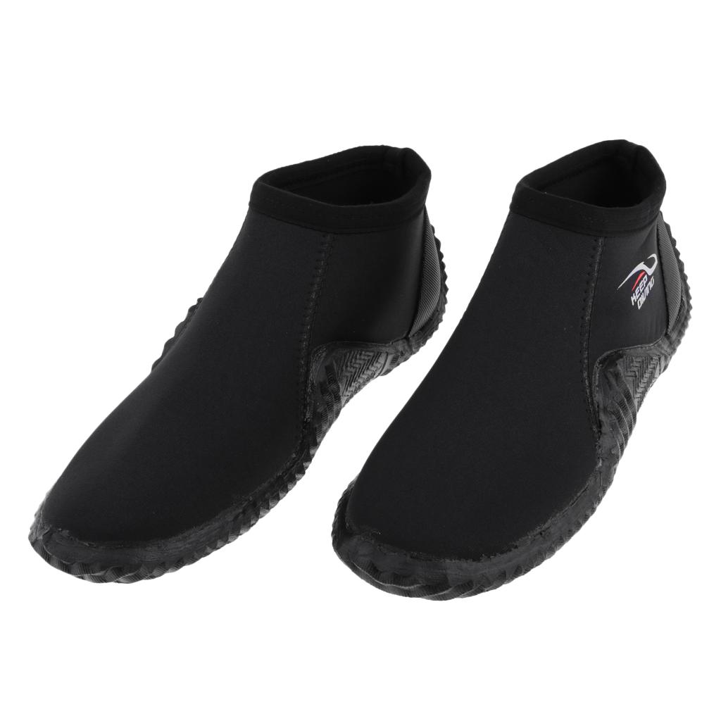 Non-slip Rubber Sole Watersports Diving Boot For Water Sports Sucba Diving Snorkeling Surfing Sailing Wakeboarding