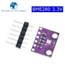 TZT 1 sztuk GY BME280 3.3 precyzyjny wysokościomierz ciśnienia atmosferycznego BME280 moduł czujnika dla arduino