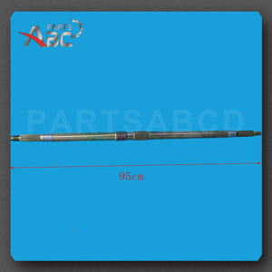 Image 4 - D300 BY300 Rear Axle for Buyang 300CC ATV 4.1.01.0041 rear shaft