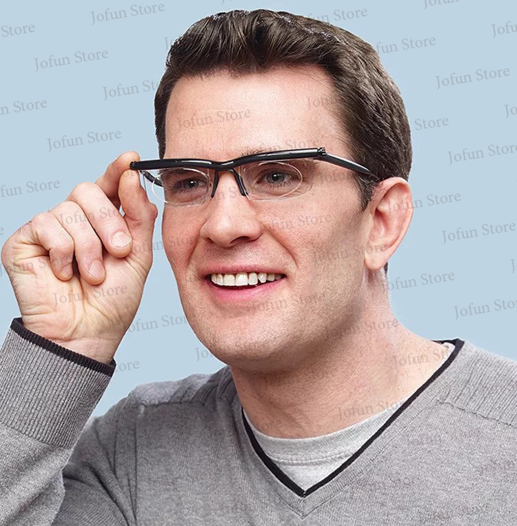 TV Product-Regulation Glasses Hyperopia Myopia Adjustable Mirros Focal Length Myopia Presbyopia Universal Pc Glasses