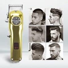 Машинка для стрижки волос Мужская электрическая Аккумуляторный