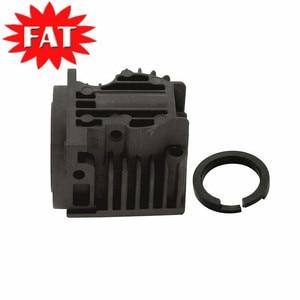 Image 5 - Tête de cylindre et anneau de Piston de compresseur, pour Audi Q7, Touareg pour Cayenne, Kit de réparation de pompes à Air, 4L0698007