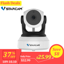 Vstarcam Ip-Camera C7824wip-Wifi Mobile-View Night-Vision Surveillance 720P Original