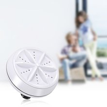 Washing-Machine Mini Portable Ultrasonic Home Business USB Turbo Travel Convenient Personal