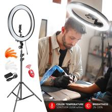 Light-Lighting-Kit Smartphone-Camera Neewer Portrait Led-Ring Video-Shooting Make-Up