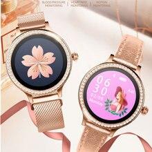 M8 часы женские браслет IP68 Водонепроницаемые парные часы