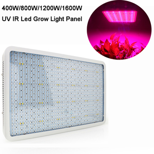 Image 1 - Full Spectrum 1600W LED Grow Light Red/Blue/White/Warm/UV/IR AC85~265V SMD5730 Plant Lamp For Indoor Plant Growing and Flowering