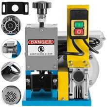 חשמלי חוט Stripping מכונת נייד מופעל Comercial 1/4HP כבל חשפנית